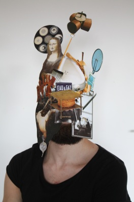 Duchamp Mask (1)
